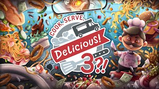 Cook, Serve, Delicious! 3?! Reveal Trailer
