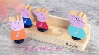 Peppa Pig Wooden Figures