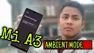 Google New Latest December Update Ambient Mode For Mi A3  Mi A1 Mi A2 Nokia  Asus Ft Android