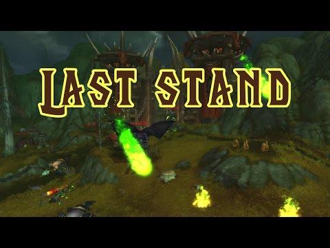Last Stand - World of Warcraft Legion Music