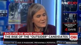 Amy Goodman to CNN