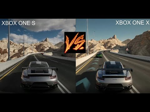 forza motorsport 7 4k gameplay xbox one s vs xbox one x porsche 911 gt2 rs 18 watchmoreclips. Black Bedroom Furniture Sets. Home Design Ideas