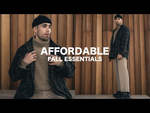 Top 10 Affordable Fall/Winter Essentials 2019