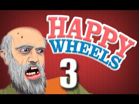 Happy Wheels W Fawdz Ep 3 Youtube