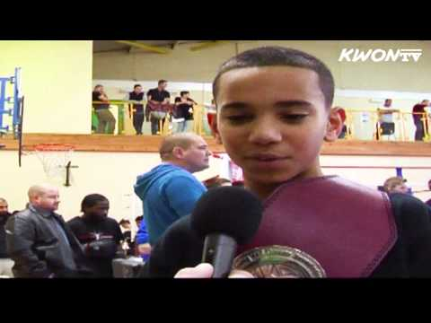 WKA English Open 2012 :: Ben Cardin Interview