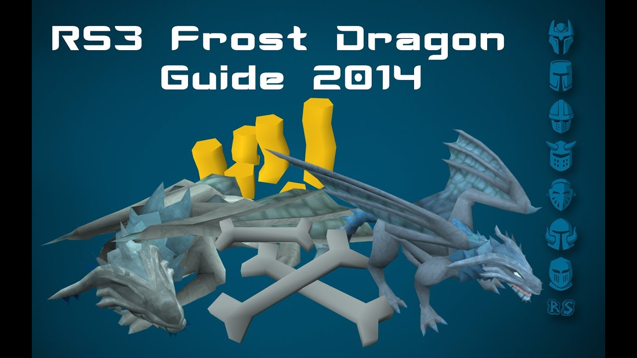 Runescape 3: Money Making Guide 2014 - Frost Dragons 4M/Hr - YouTube Frost Dragon Runescape