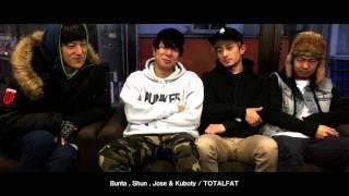 2017/02/16(木) 福岡:BEAT STATION w TOTALFAT OPEN/START 19:30/20:00...