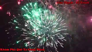 TP Châu Đốc Bắn Pháo Bông 30 Tết ÂL - 15-02-2018 - An Giang