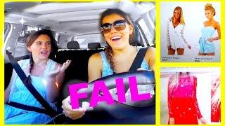 INTRO FAIL + Online Shopping! // vlogtober day 5