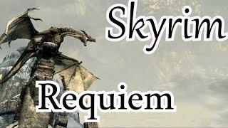 Обзор мода Skyrim Requiem v1.9.3