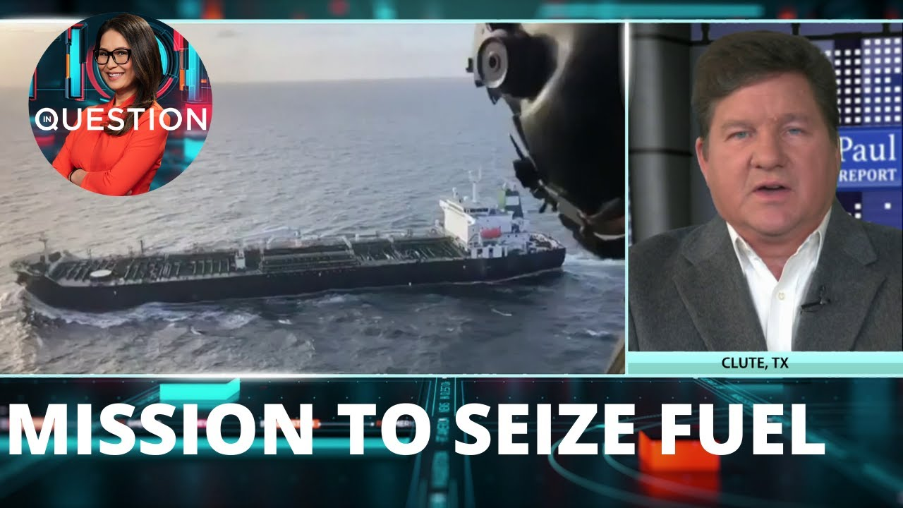 US files suit to seize Iranian tankers headed for Venezuela