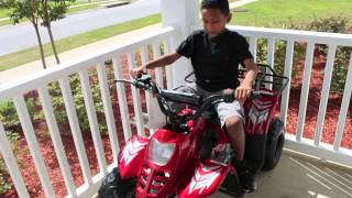 "Walk in my shoes Ep.2 ""4Wheeler/ Return of the kids"" [1080p HD]"