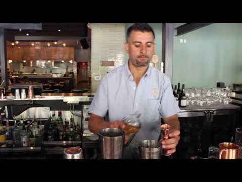 Trust & Co Bar & Restaurant's Summer on Aragon cocktail