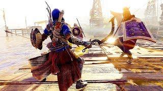 Assassin's Creed Origins The Persian Legend Brutal Rampage & Stealth Kills