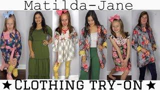 Gambar cover MATILDA-JANE CLOTHING TRY ON   Lesly Ayala