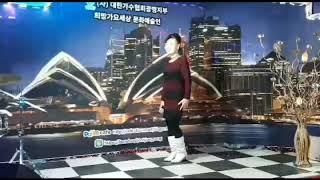 가수남희 인사동/진홍주(사)대한가수협회 광명시지부 공연
