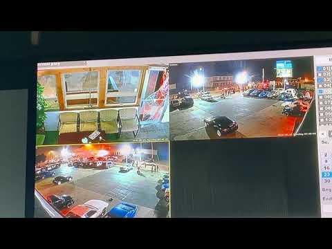 Kenosha arson suspects caught on video