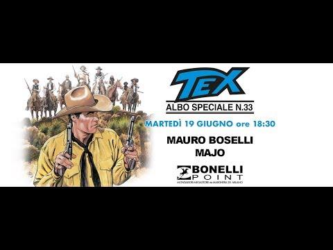 """Texone 2018 """"I rangers di Finnegan"""" presentato dagli autori!"""