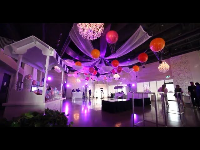 Circus Themed Party at W Event Boutique
