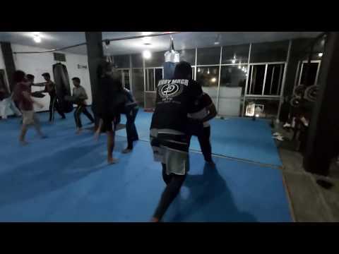 Krav Maga training - Fitness Drills