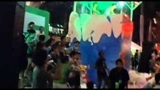 Songkran 2012 with TAT Malaysia at Bangkok