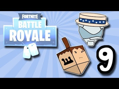 Fortnite Battle Royale: SEASON SEVEN BOIS!!! - PART 9 - Holiday Grumps (Feat. Iron)