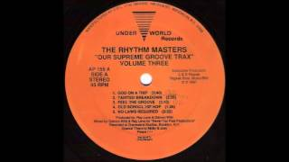 THE RHYTHM MASTERS - FEEL THE GROOVE  1991