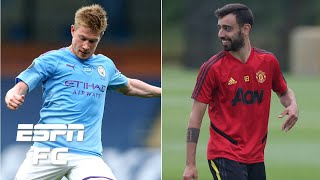 Is Man City's Kevin De Bruyne or Man United's Bruno Fernandes the better player? | Extra Time