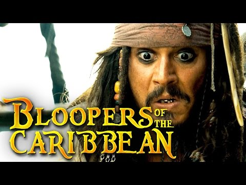Thumbnail: Bloopers Of The Caribbean: Dead Men Tell No Gags