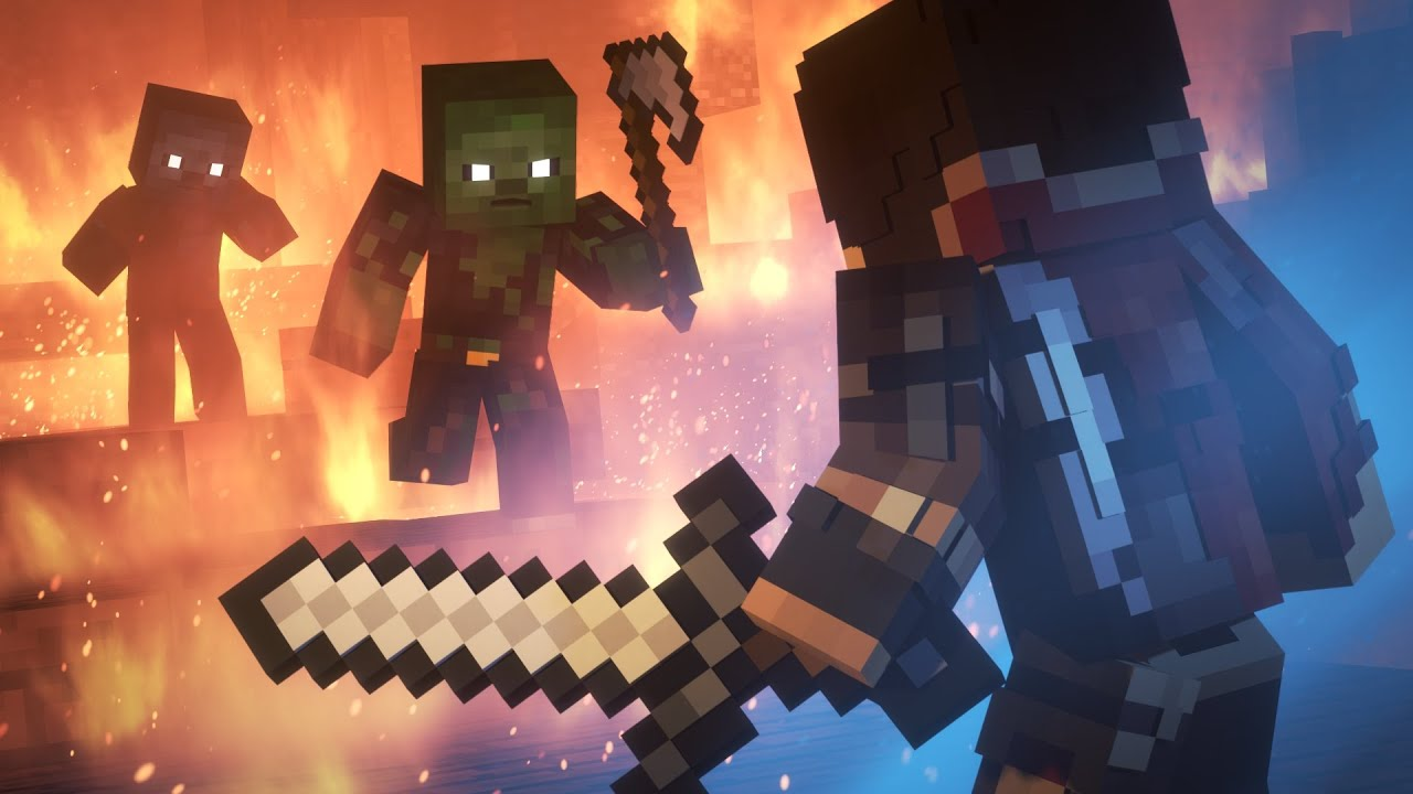Songs of War: Episode 3 (Minecraft Animation Series) thumbnail