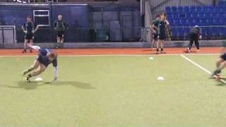 Mens Irish Hockey Training