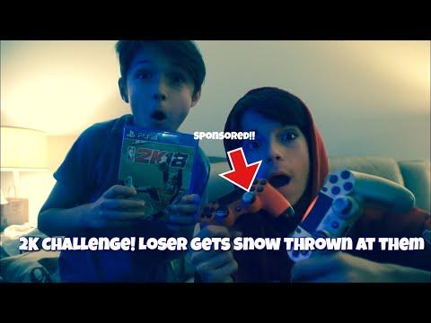 2K Challenge + Forever Grips Sponsorship