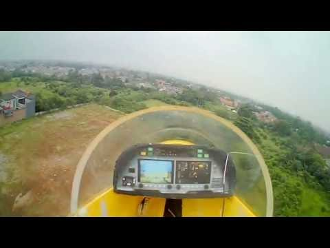 BD-5 FPV crash