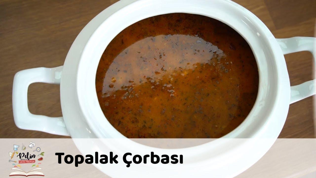 Tavuklu Topalak Çorbası Videosu