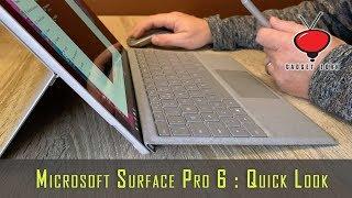 Tech Review: Microsoft Surface Pro 6