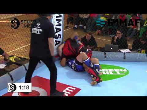2018 IMMAF Africa Open Championships 24 – 26 May 2018 Johannesburg – South Africa