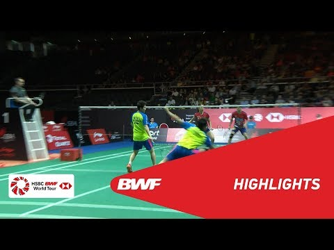 2018 Singapore Open vs. Badminton XD & F Highlgihts