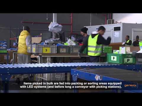 e-logistics management by Generix Group