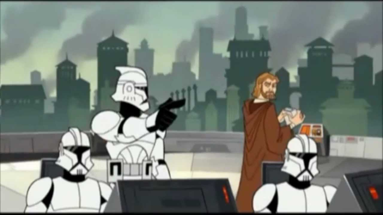 Star Wars Clone Wars Part 3 Kenobi vS Durge Zeichentrick HD  YouTube