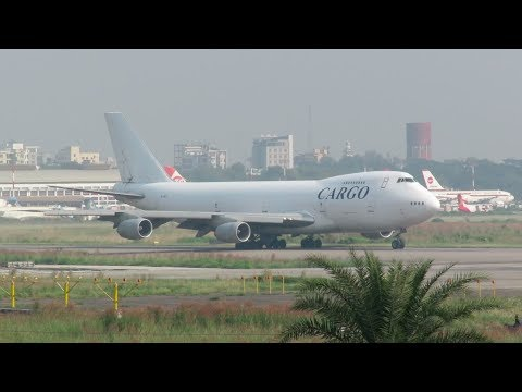 [HD] The Cargo Airlines Boeing 747-200F Departing DAC - Plane Spotting @ Dhaka Airport: Episode-167