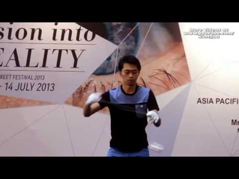 Asia Pacific YoYo Championship 2013 Singapore Freestyle 02