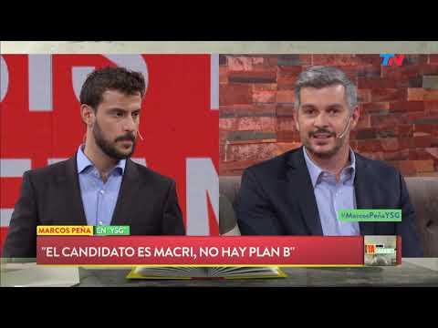 Peña ratificó que el presidente Macri será candidato