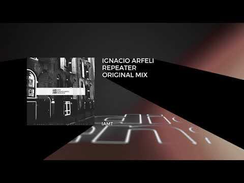Premiere: Ignacio Arfeli - Repeater (Original Mix) [IAMT] // Techno