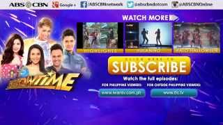 It's Showtime  Anne, Zeus dance to 'Love Me Like You Do' (COPY)