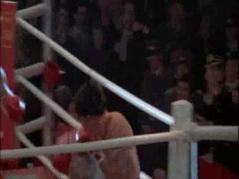 Rocky Balboa vs Ivan Drago part 1