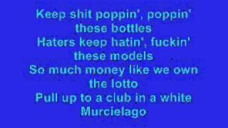 Welcome to St Tropez - DJ Antoine ( Lyrics )