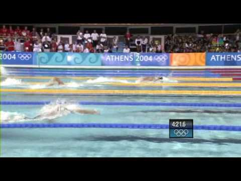 4x200 Freestyle Athens
