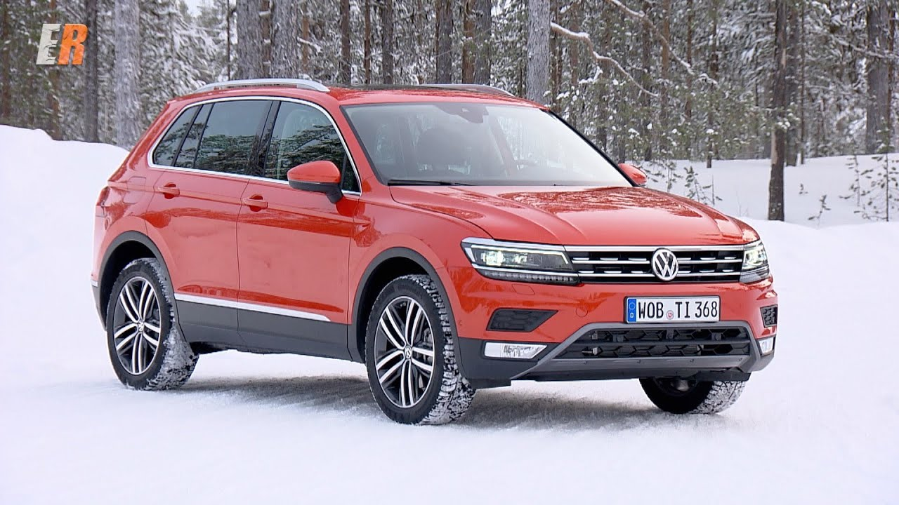 New 2017 Next Generation Vw Tiguan Test Drive Review Better Than The 2016 You