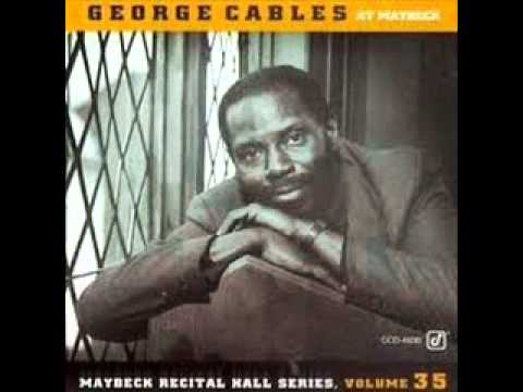 George Cables - You don't know what love is (Live at Maybeck Vol. 35)
