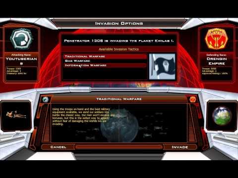 Let's Play Galactic Civilizations II - 13 - (Secret Meetings)